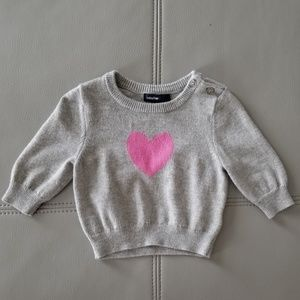 BABY GAP TOP GIRL 0-3M